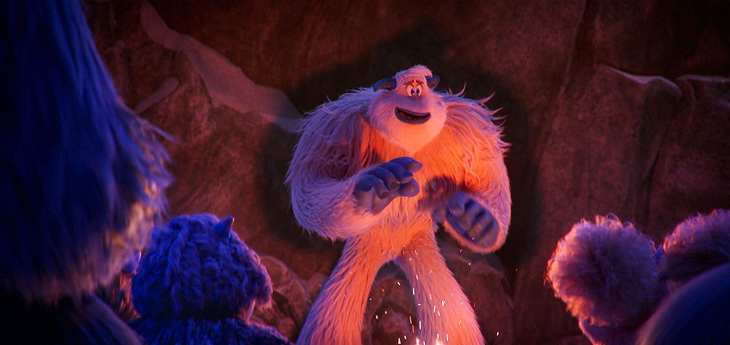 Now Showing: Smallfoot