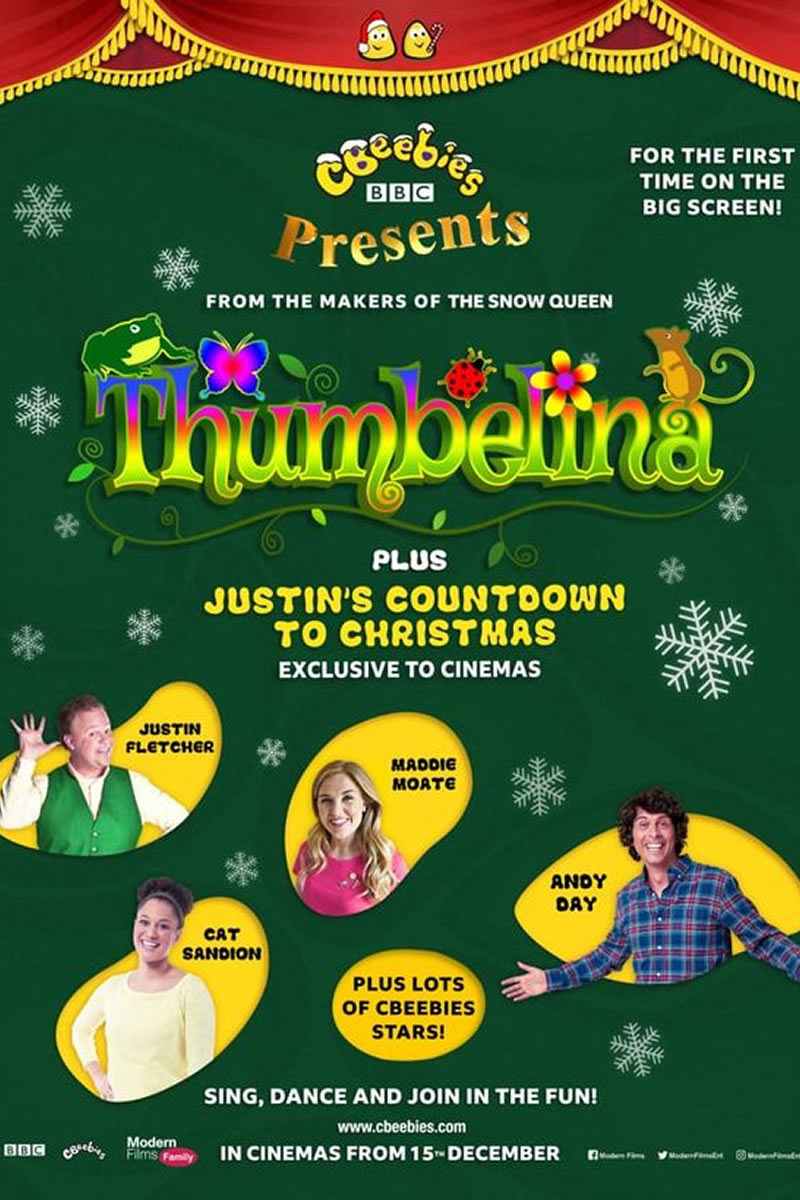 BBC Cbeebies: Thumbelina
