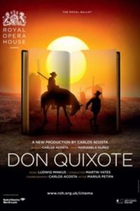 Royal Ballet Don Quixote