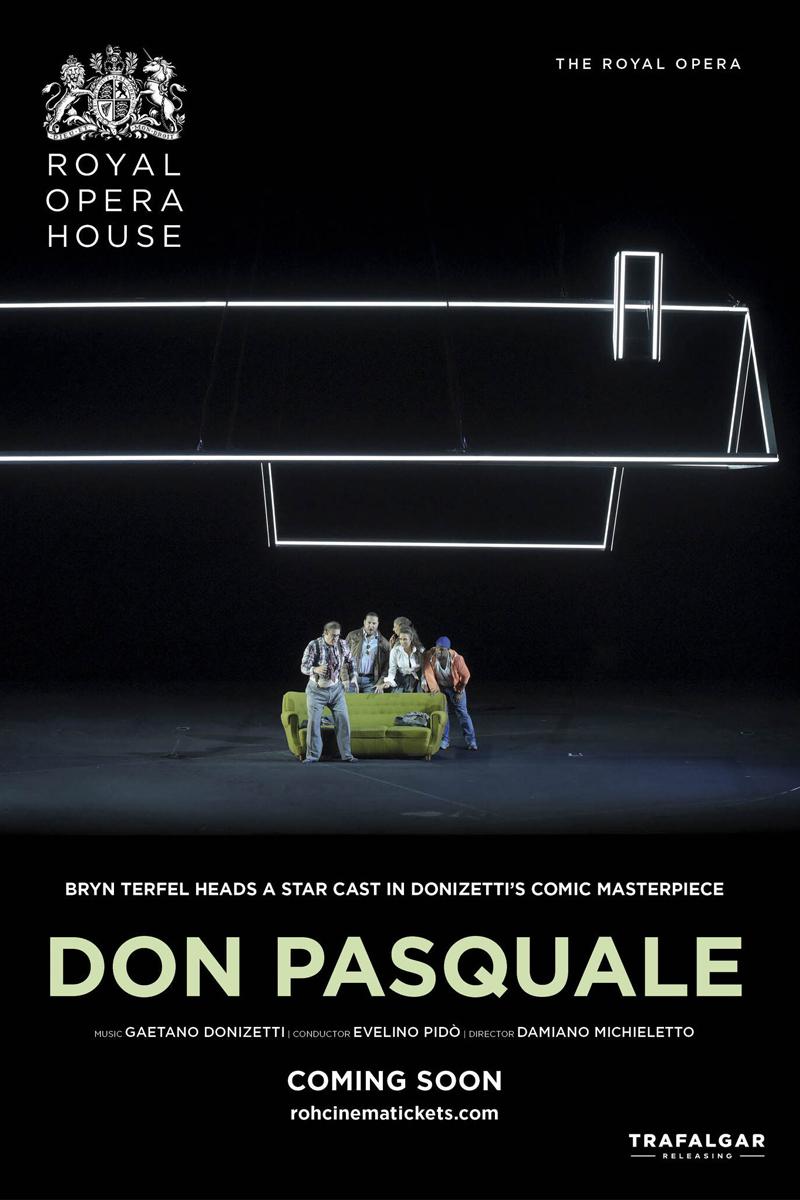 Royal Opera: Don Pasquale