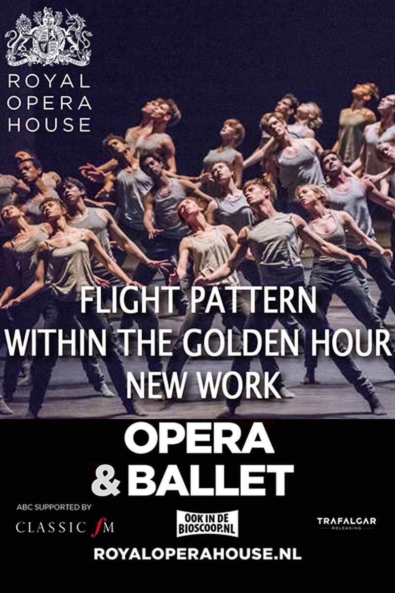 Royal Ballet: Flight Pattern Triple Bill