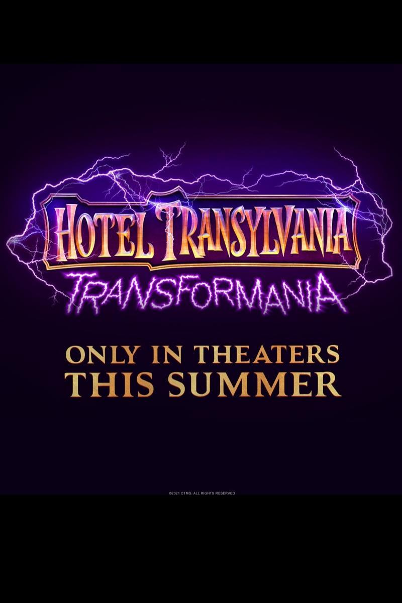 Hotel Transylvania 4: Transformania