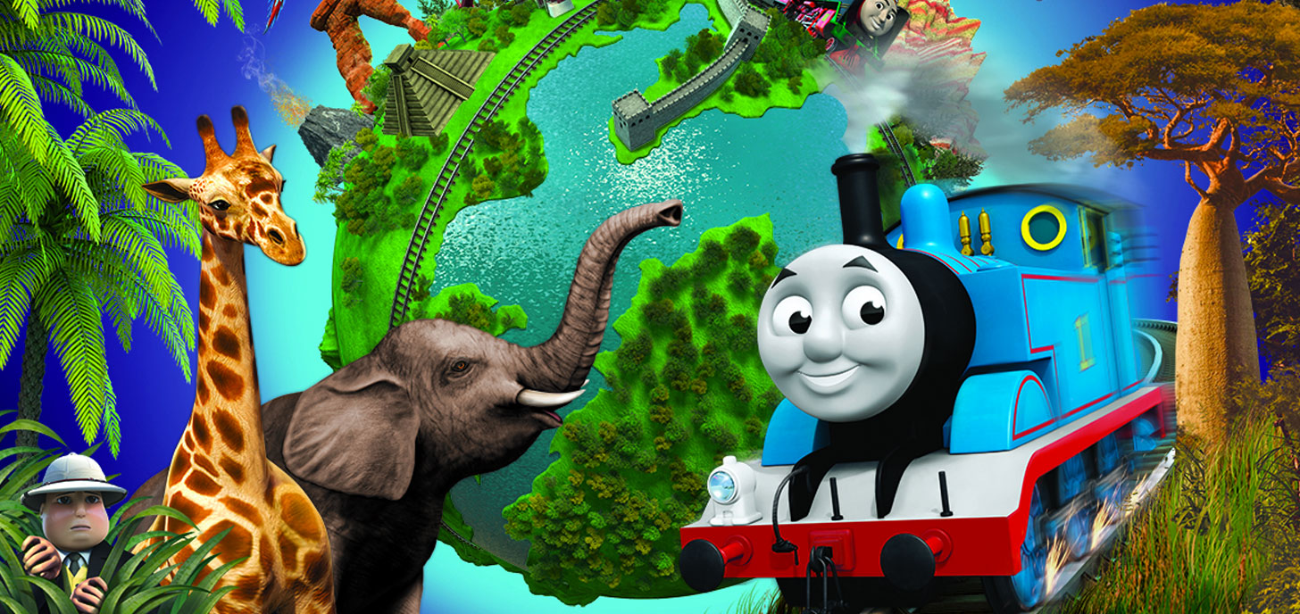 Thomas & Friends : Big World, Big Adventure